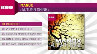 Manox - Autumn Shine (Radio Edit)