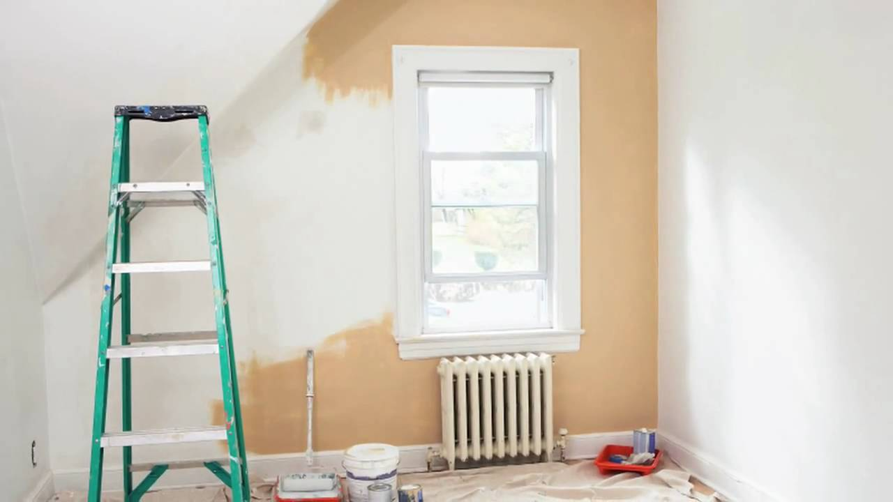 how much paint is needed for the inside of your house youtube. Black Bedroom Furniture Sets. Home Design Ideas
