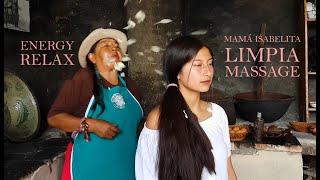 Mamá ISABEL, ASMR MASSAGE, LIMPIA ESPIRITUAL, SPIRITUAL CLEANSING, Cuenca Limpia, Dukun, Pembersihan