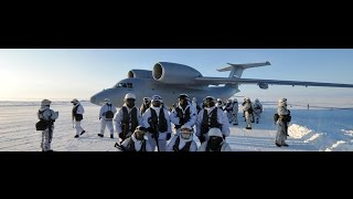 Putin / Russia building Military Bases in Arctic..look out Canada and U.S.