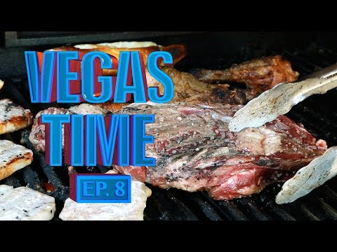 VEGAS TIME   Ep. 8 - Day Off