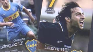 Pase Gol - Riquelme - Palermo - Publicidad en la Bombonera