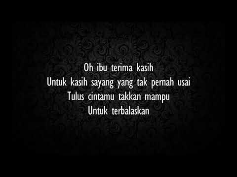 Ungu - Doa Untuk Ibu (lirik)