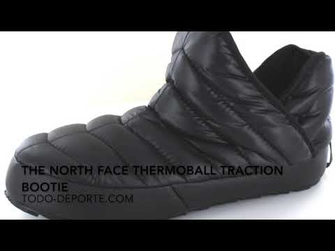 468904212 THE NORTH FACE THERMOBALL TRACTION BOOTIE - YouTube