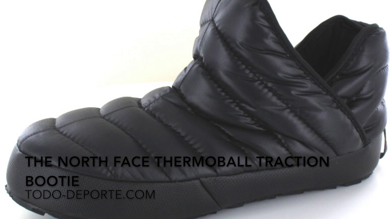dcb4b8fa2 THE NORTH FACE THERMOBALL TRACTION BOOTIE