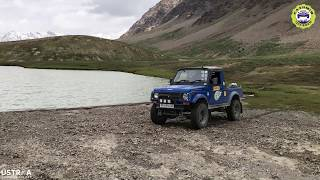 Suzuki Gypsy | Alpine Lake | Zanskar, Ladakh | Off-Road | Overland