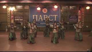 ІІІ фествиаль belly dance DUM TEK  - осень 2012  - общее видео.mp4