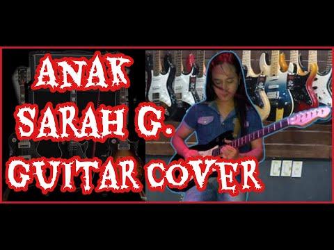 Anak - Sarah Geronimo - Guitar cover by Don (Final)