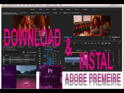 tutorial DOWNLOAD AND INSTAL ADOBE PREMEIRE (software edit video)......SUCCES thumbnail