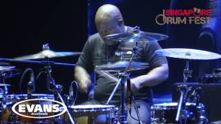 Download CHRIS COLEMAN - Amazing Video Angles at Ultimate Drummers Weekend 2016