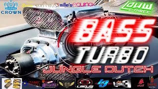 JUNGLE DUTCH PALING GILA BASS NYA!!!!!! MELEDAK SPEAKER!!!! DJ LOUW VOL 210