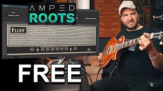 BEST FREE METAL AMP Sim Plugin? Amped Roots Ryan FLUFF Bruce Signature