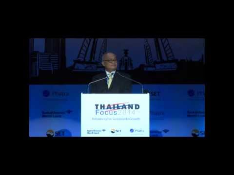 Thailand Focus 2014 : Prospect of PTT Group under New Direction