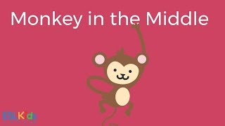 ESL Game: Monkey in the Middle