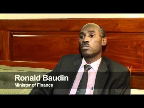 Haiti: New Finance Ministry