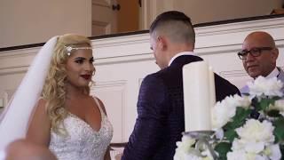 Jazmine and Angel's Wedding Ceremony