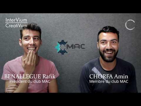 Interview De Benallegue Rafik Et De Chorfa Amine | InterVium