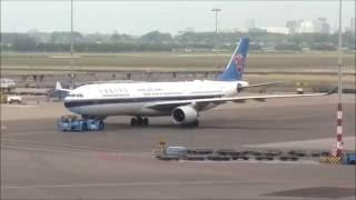 China Southern A330 Ground Handling Amsterdam - Beijing