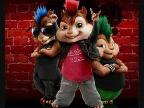 Eminem Mockingbird Alvin And the chipmunks (Clean)