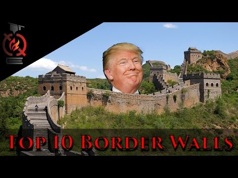 Top 10 Border Walls and their Effectiveness