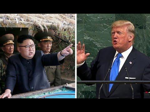Mad Man vs. Rocket Man: North Korea Crisis Hits Fever Pitch