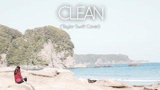 Nazriq Nana - Clean feat. Costanza Althea Nyigor (Taylor Swift Cover) (Acoustic Music Video)