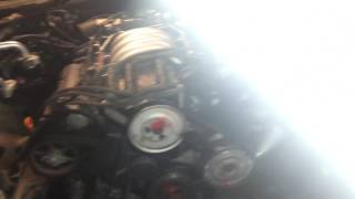 Замена двигателя на Ауди А6 1998