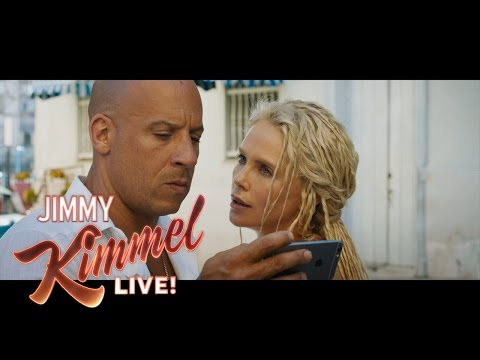Charlize Theron on The Fate of the Furious