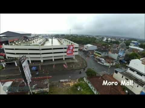 PURWOKERTO KOTA SATRIA Aerial videography  by Rizky_apriliadi