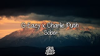 G Eazy Sober Ft Charlie Puth