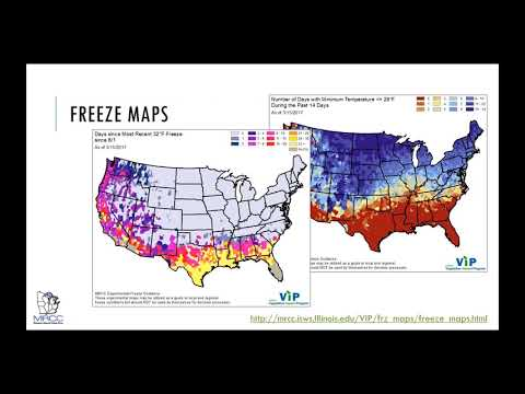 NWS Climate Services Seminar, 4/13/2017, Frost/Freeze Guidance Project