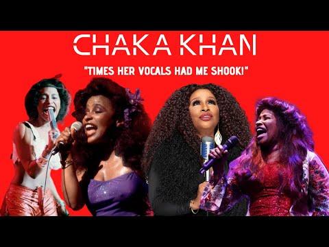Times Chaka Khan's Voice Had Me SHOOK!