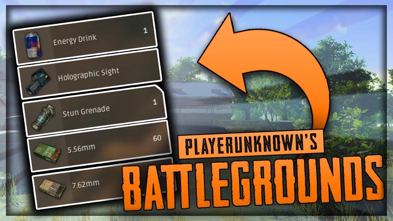 Playerunknown S Battlegrounds Maps Loot Maps Pictures: Playerunkowns Battlegrounds