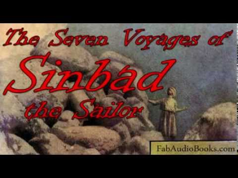 SINBAD - The Seven Voyages Of Sinbad The Sailor - Arabian Nights By Andrew Lang - Audiobook