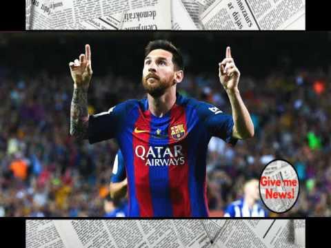 Messi llegó a un acuerdo para renovar con el Barcelona!