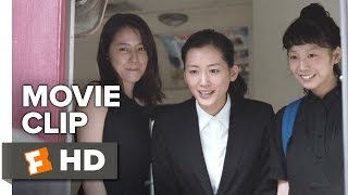 Our Little Sister Movie CLIP - Let's Live Together (2015) - Hirokazu Koreeda Movie HD