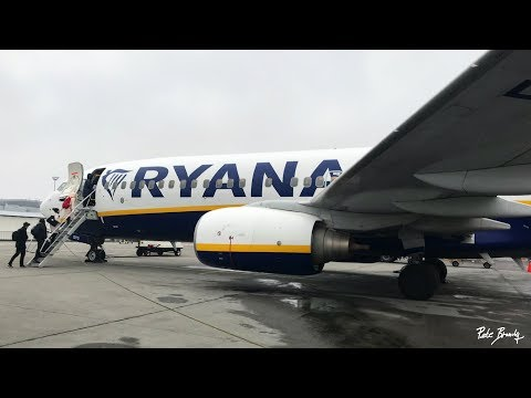 TRIP REPORT   Ryanair   Budapest - Prague   Boeing 737-800