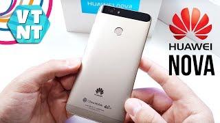 Huawei Nova на Snapdragon 625 обзор