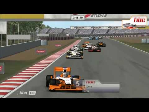 F1BC Formula Light  2014/1 01 Barcelona