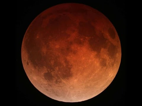 Watch total lunar eclipse LIVE from LA observatory