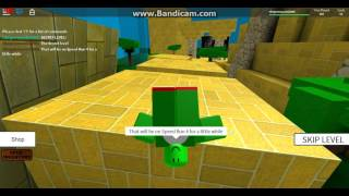 ROBLOX Speed Run 4 Legend Of The Temple Level
