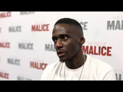 What happened when a child asked if No Malice still did drugs?