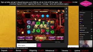 Bonanza Big Win   Big Time Gaming   Winning Room Casino
