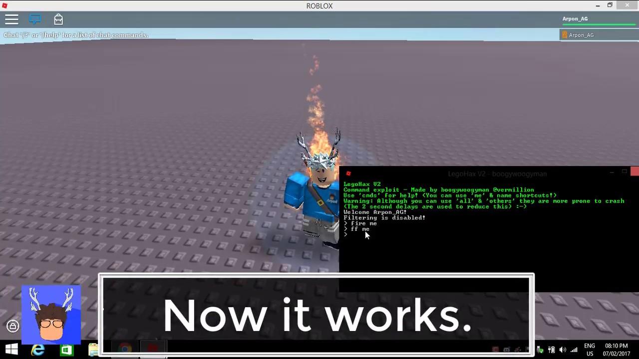 Roblox Hack Exploit Lego Hax V3 0 Small Lua Execute Btools
