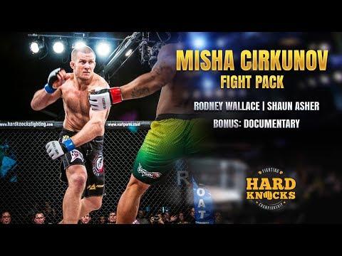 Misha Cirkunov Fight Pack