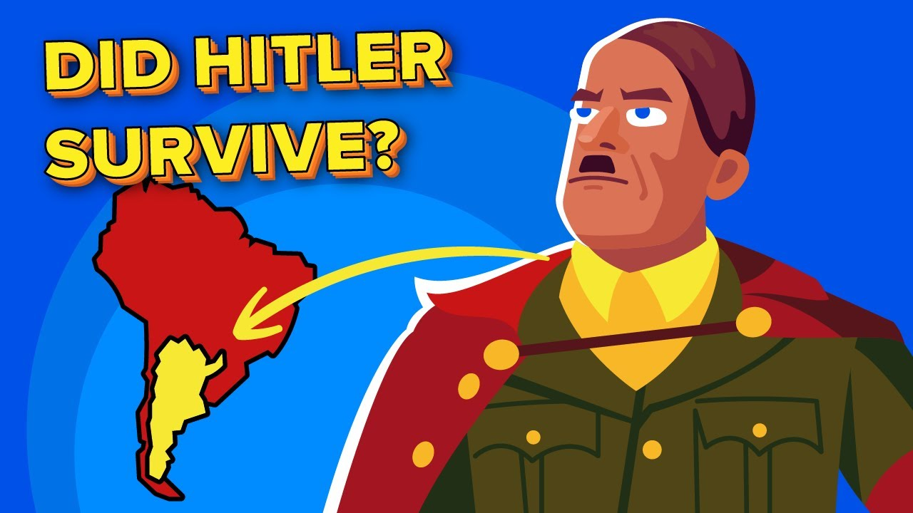 Did Hitler REALLY Escape to Argentina