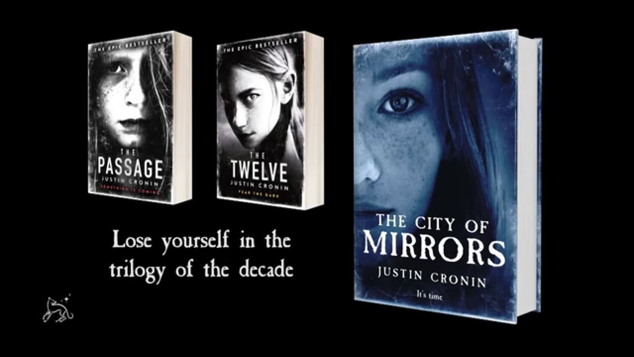 The city of mirrors by justin cronin book trailer youtube for Mirror books