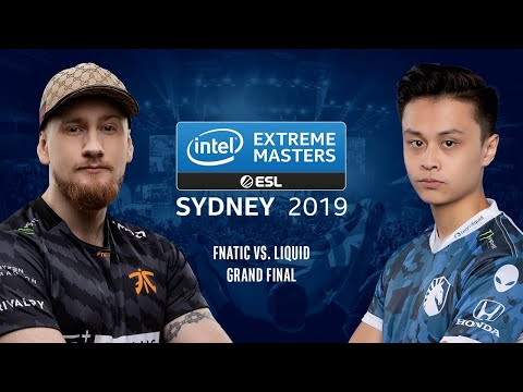 CS:GO - Fnatic Vs. Liquid [Mirage] Map 3 - Grand Final - IEM Sydney 2019