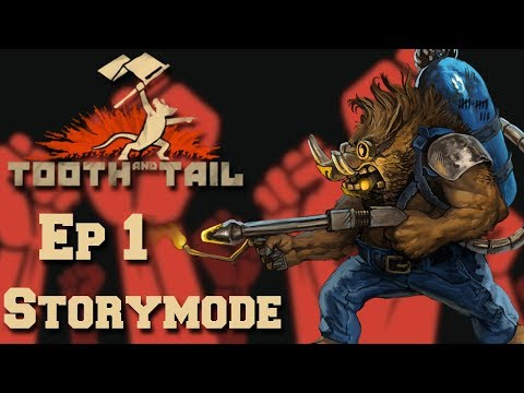 A Game of Revolution, Politics, Rodents and Swine | Tooth and Tail Ep 1