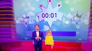 Мария Дьяченко. 5 лет. Шоу 'Лучше всех.'